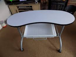 Nail Tech Desk by Nail Table Second Hand Health And Beauty Buy And Sell In The Uk