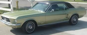 67 Mustang Black Mustangattitude Com Blog