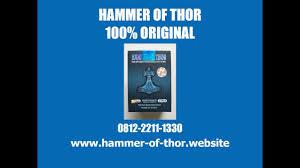 hammer of thor jakarta youtube