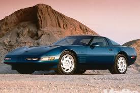 1990 corvette review 1990 chevrolet corvette zr1 magazine