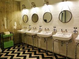 Best  Vintage Restaurant Design Ideas On Pinterest Vintage - Restaurant bathroom design