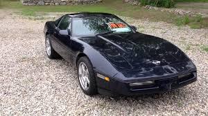 1988 corvette for sale 1988 chevrolet corvette c4 82 000 for sale sold