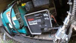 onan genset iii rv generator repair replacing starter motor