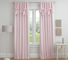 Baby Pink Curtains Baby Nursery Decor Pottery Curtains Baby Nursery Barn