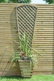 51 Best Garden Fence Panels And Trellis Images On Pinterest