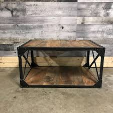 Rustic Industrial Coffee Table Rustic Industrial Wood Coffee Tables Rustic Furniture Outlet