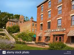 Galena Illinois Galena River Wine And Cheese Shop In Historic Downtown Galena