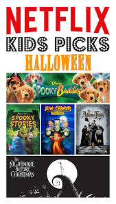 netflix kids picks halloween
