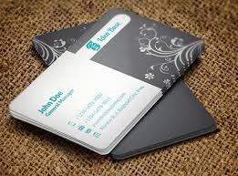 visitenkarten design erstellen 25 einfallsreiche visitenkarten vorlagen saxoprint