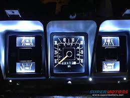 pep boys led lights led interior upgrade page 4 ford bronco forum