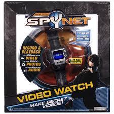 amazon com spy net secret mission video watch toys u0026 games