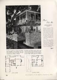 california plan book 1946 vintage house plans 1940s pinterest