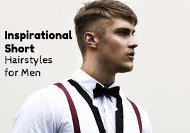 31 inspirational short hairstyles for men