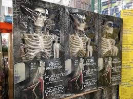 Dog Skeleton Halloween Decoration by Halloween