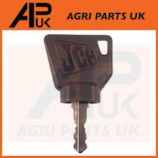 Ignition Parts Uk New Jcb 3cx Ignition Key For Switch Starter Jcb Parts Digger Plant