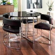 White Round Kitchen Table Stunning Circular Kitchen Table With Wood Round 2017 Picture