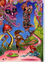 Super WEIRD SHROOM TRIP by Acid-Flo on DeviantArt #NZ61