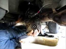 1993 ford ranger starter ford ranger transmission removal and easy