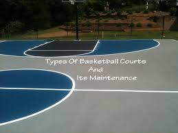 Backyard Basketball Online by Types Of Basketball Courts And Its Maintenance