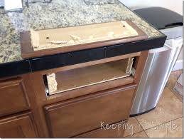 easy way to update a kitchen how to install kitchen cabinet