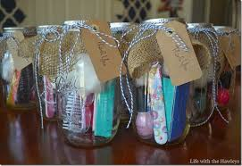 hostess gifts for baby shower hawley baby shower hostess gifts diy jar manicure kit