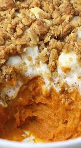 Sweet Potato Recipe For Thanksgiving With Marshmallows Sweet Potato Casserole Boston Market Copycat Boston Market