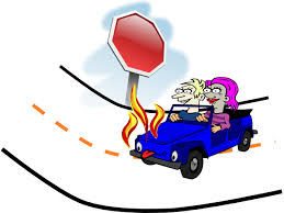 wrecked car clipart wrecked car fire clip art at clker com vector clip art online