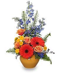 greenville florist high style blooms arrangement in greenville oh helen s flowers