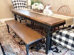 Distressed Black Dining Table View Our Gallery Lots Of Rustic Farm Tables Jesus Tables