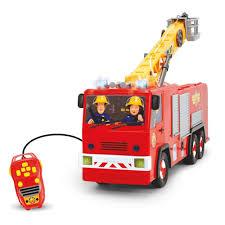 fireman sam cable remote control hero jupiter toys r us
