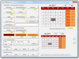 calendar control for all office versions including office 2016