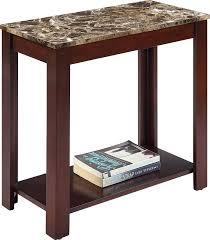 Sofa End Tables Rectangle End U0026 Side Tables You U0027ll Love Wayfair