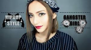 joycelemon gangster makeup 150126 youtube