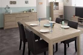 Fascinant Solde Table A Manger Fascinant Salle A Manger Pas Cher Complete Contemporain Bois Clair