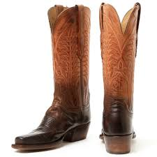 lucchese s boots size 9 lucchese heritage ombre peanut brittle md goat