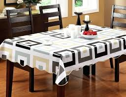 oval dining room table cloths ideas for tablecloths covers