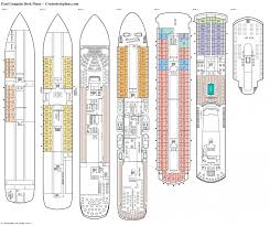 paul gauguin deck plans cabin diagrams pictures carnival valor