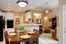 offene küche wohnzimmer die offene küche im wohnzimmer für eine geräumige raumgestaltung
