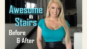 Staircase Renovation Ideas Stairs Remodel U0026 Design Ideas Before And After Youtube