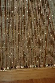 Diy Beaded Door Curtains 100 Natural Bamboo Beaded Door Curtain Beaded Door Curtains
