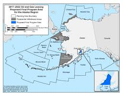 Where Is Alaska On A Map by Alaska Ocs Region Boem