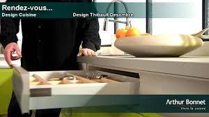 cuisine arthur bonnet cuisine rendez vous couleurs design thibault desombre pour arthur