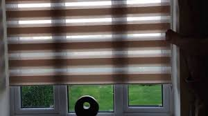 12 Blinds Day And Night Roller Blind Youtube