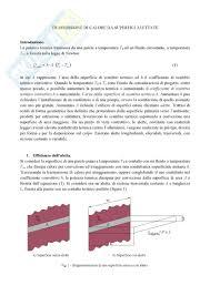 fisica tecnica dispense alette appunti di fisica tecnica