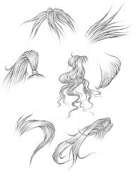 how to draw hair part 1 u2013 manga university campus store