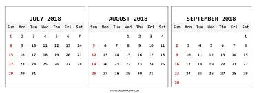 printable calendar 2018 august three month printable calendar 2018 kardas klmphotography co