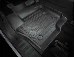 lexus floor mats floor liner tray style black 3 piece set for super cab and