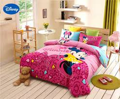 Minnie Mouse Bedspread Set Compare Prices On Twin Bed Online Shopping Buy Low Price