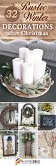 january decorations home best 25 rustic winter decor ideas on pinterest country winter
