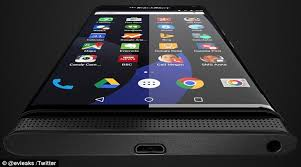 new android phones 2015 blackberry s curved venice android phone in leaked image daily